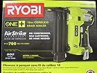 Ryobi Cordless BRAD NAILER 18GA Model P320 [BASE TOOL ONLY] 18V Battery/Charger Not-Included