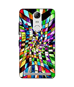 3D instyler DIGITAL PRINTED BACK COVER FOR LENOVO K5 NOTE