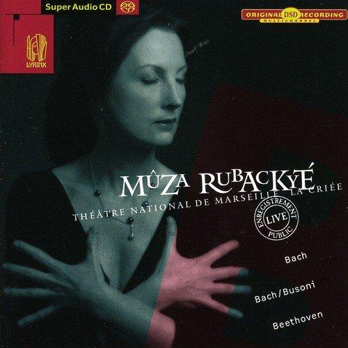 SACD : MUZA RUBACKYTE - La Criee Marseille/live
