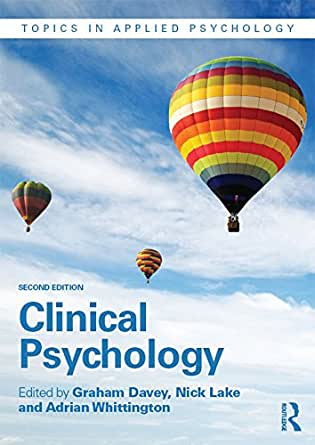 Clinical Psychology school subjects that start with b