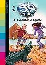 Les 39 cl�s, Tome 4 : Exp�dition en Egypte