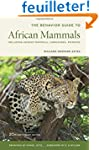 The Behaviour Guide to African Mammal...