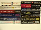 img - for David Baldacci 13 Book Set: The Simple Truth, the Winner, Saving Faith, Wish You Well, Total Control, Absolute Power, True Blue, Zero Day, Deliver Us From Evil, Last Man Standing, the Whole, Truth the Innocent, the Christmas Train, book / textbook / text book