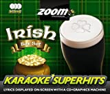 Zoom Karaoke CD+G - Irish Superhits - Triple CD+G Karaoke Pack Zoom Karaoke
