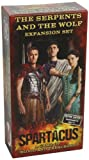 Spartacus: the Serpents and the Wolf: Expansion Set