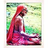 1504-Kanchi Sankarachariyar-White (35.5x43)