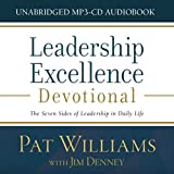 Leadership Excellence Devotional (Audio CD): The Seven Sides of Leadership in Daily Life