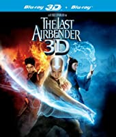 Last Airbender The Bd3d Blu-ray from Paramount Catalog