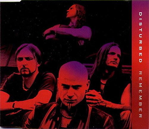 REMEMBER (2002) PROMO CD SINGLE