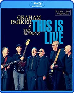 Graham Parker and The Rumour: This Is Live [Blu-ray + DVD]