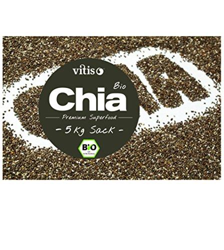 BIO-Chia-Samen-5-kg-Sack-Vitis-Premium-Qualitt--AKTIONSPREIS