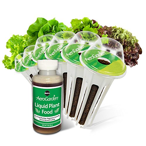 Miracle-Gro AeroGarden Salad Greens Mix Seed Pod Kit (6-Pods)