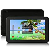Tablette PC tactile Quad Core ANDROID 4.4 KitKat Google Play Liseuse Camera Wifi Bluetooth Vid�o Jeux Internet email