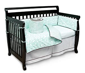 Boppy 3 Piece Organic Bedding Set, Hideaway