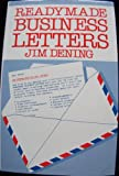 img - for Readymade Business Letters book / textbook / text book