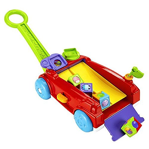 Fisher-Price Roller Blocks Rockin' Wagon - 1