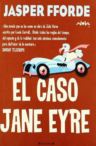 El Caso Jane Eyre descarga pdf epub mobi fb2