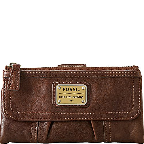 07. Fossil Emory Clutch