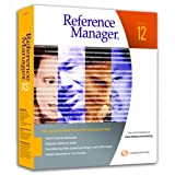 Upgrade Reference Manager 12
