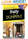 Italy For Dummies (Dummies Travel)