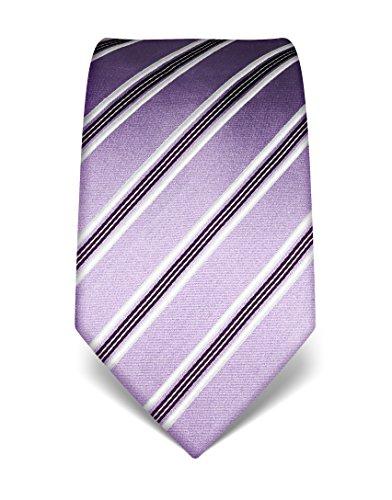 vb-mens-silk-tie-striped-many-colours-availablepurple
