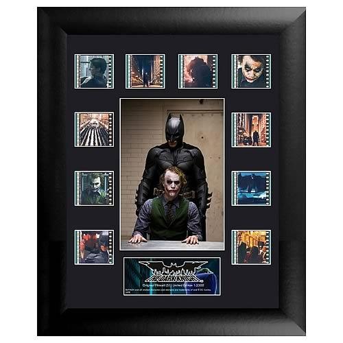 Batman: The Dark Knight (Series 1) Mini Montage Film Cell Presentation