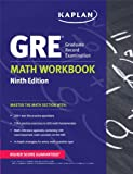 img - for GRE  Math Workbook (Kaplan Gre Math Workbook) book / textbook / text book