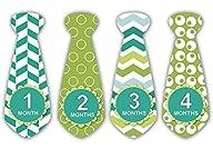 Zoe Hopkins Baby Monthly Stickers Nec…