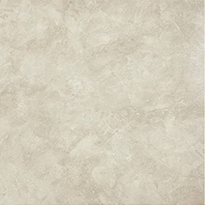 "Achim Home Furnishings FTVMA45020 Nexus Self Adhesive 20 Vinyl Floor Tiles, 12"" x 12"", Carrera Marble"