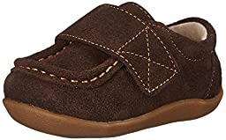 See Kai Run Mason Moccasin (Infant/Toddler), Brown, 3 M US Infant