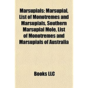 List Of Monotremes And Marsupials | RM.