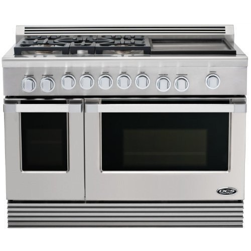 Dcs Rdu-485Gd-L Range 48, 5 Burner, Griddle, Lp Gas