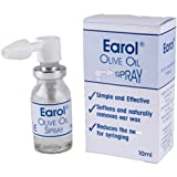 Earol Ear Wax Remover Olive Oil Spray 10 mlby Earol