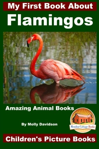 My First Book About Flamingos - Amazing Animal Books - Children's Picture Books PDF