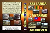 2095. Sri Lanka and Myanmar. Rail, Bus, Truck, 1940s-80s. Some early Colombo film then colour with trolleys, railways, real sound, Myanmar even older than now!!