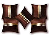 Zamzam Creations Cushion Covers Pack of 5
