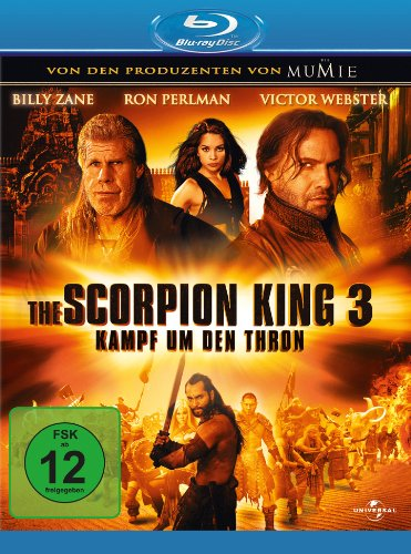 The Scorpion King 3 - Kampf um den Thron [Blu-ray]