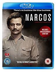 Narcos Season 1 [Blu-ray]