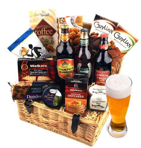 Beer Gifts Send the Champion Beer and Food Gift Hamper SGS-160
