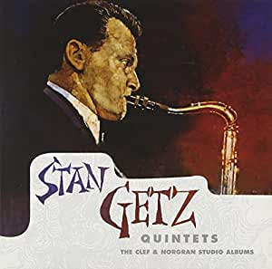 Quintets: The Clef & Norgran Studio Albums (Coffret 3 CD)