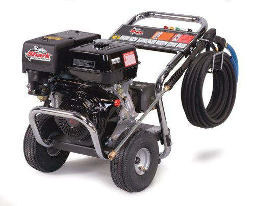Shark Dg-303037 3,000 Psi 3.0 Gpm Honda Gas Powered Industrial Series Pressure Washer