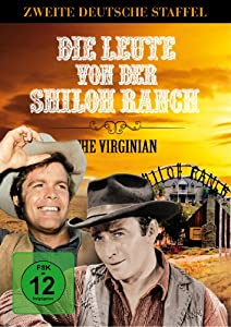 Die Leute von der Shiloh Ranch - Zweite deutsche Staffel [5 DVDs]