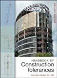 Handbook of Construction Tolerances - 0471931519