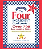 img - for The Four Ingredient Cookbooks (2002 Revised Edition) book / textbook / text book