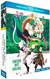 echange, troc Sword Art Online - Arc 2 (ALO) - Edition Saphir [2 Blu-ray] + Livret [Édition Saphir]