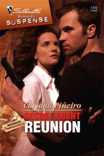 Image of Secret Agent Reunion (Silhouette Romantic Suspense)