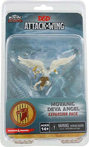 D&D Attack Wing: Wave Two - Movanic Deva Angel Expansion Pack