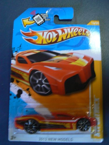 Hot Wheels 2012 New Models 13/50 Hypertruck on Scan and Track Card
