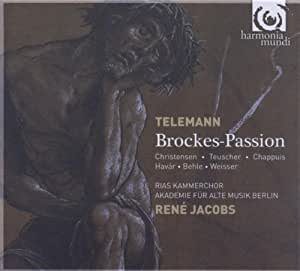 Telemann - Brockes Passion