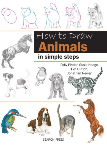 How to Draw Animals (How to Draw (Search Press))